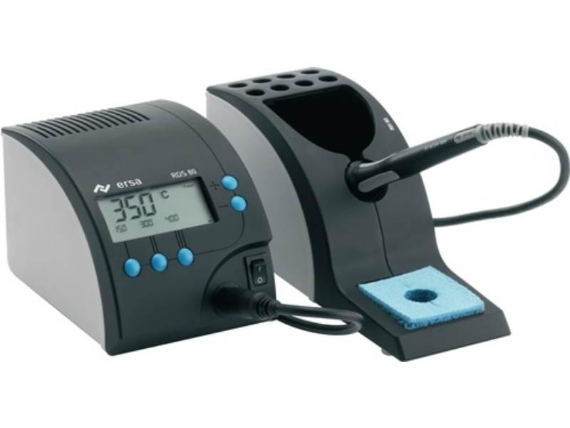 auf 280 40 s ERSA 0RDS80 Lötstation RDS 80 150-450 GradC 80 W Anheizzeit ca