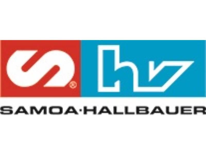 SAMOA HALLBAUER 41503 Kegelschmiernippel H1 DIN71412 9,73 25er PACK R 1//8Z Stk