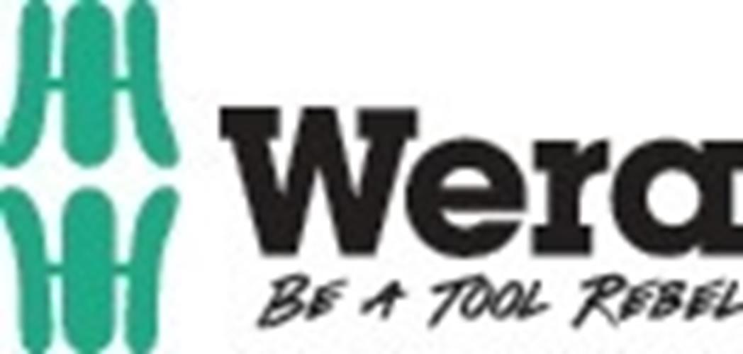 WERA 5003474001 Schraubendrehersatz KK VDE 16 Universal 1 16-teilig mit Wechselk