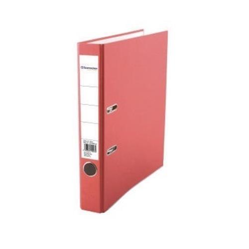 Soennecken Ordner 3353 DIN A4 50mm Papierbezug rot