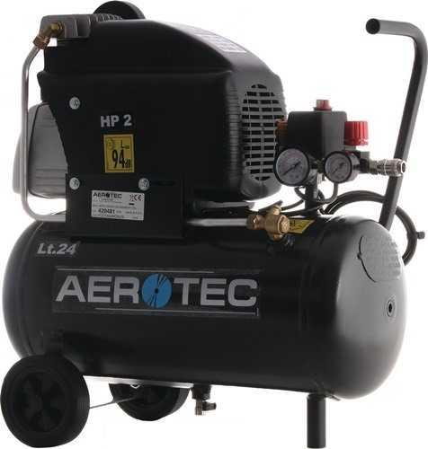AEROTEC 20088344 Kompressor Aerotec 220-24 210 l/min 1,5 kW 24 l